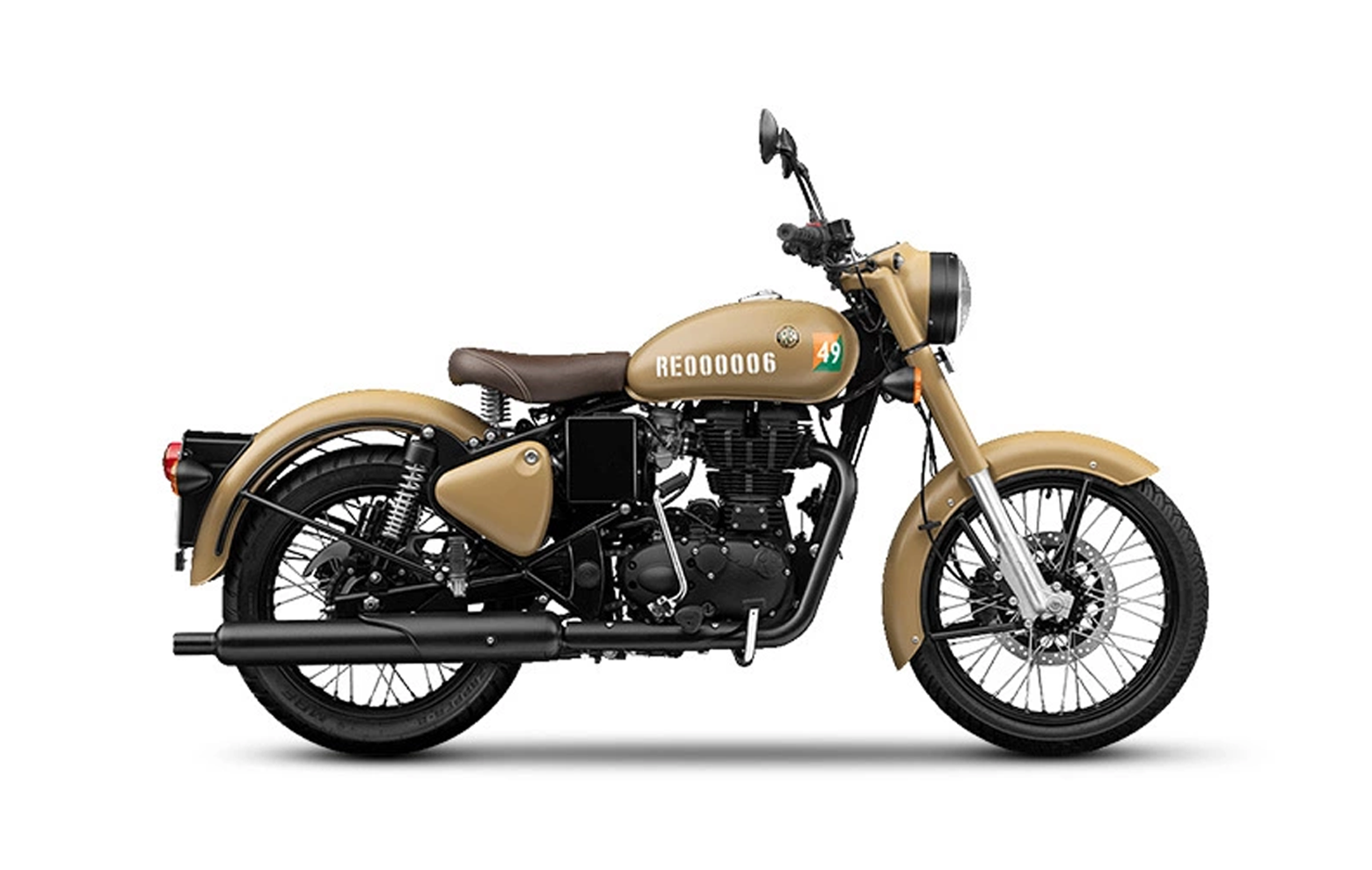 Suzuki Four Wheelers >> Royal Enfield CLASSIC 350 SIGNALS